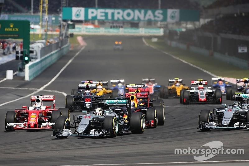 Confira os horários do GP da Malásia de F1