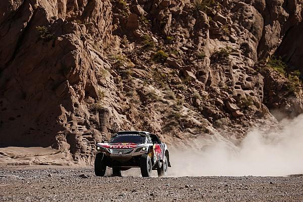 Dakar Actualités Loeb évoque un possible retrait de Peugeot du Dakar