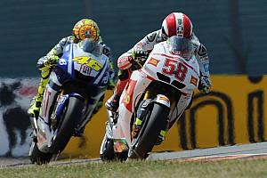 MotoGP Top List Marco Simoncelli, seis años del temprano adiós del campeón italiano