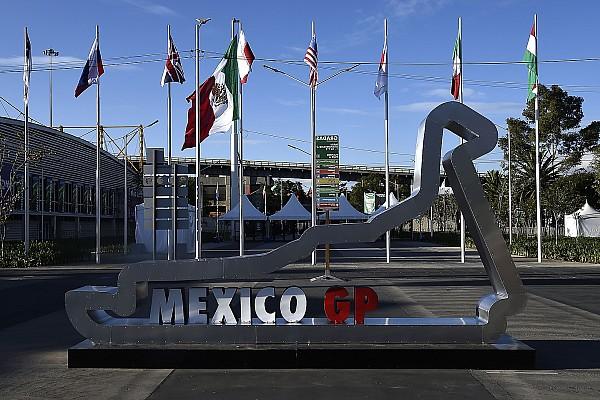 F1 Noticias de última hora Escuderías de  la F1 ya calientan el Gran Premio de México