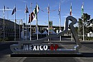Escuderías de  la F1 ya calientan el Gran Premio de México