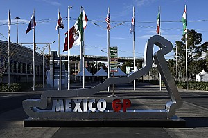 Формула 1 Прев'ю Гран Прі Мексики: вперше без дощу у другій половині сезону
