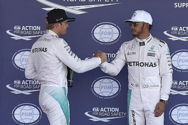 Rosberg über neue Freundschaft mit Hamilton: