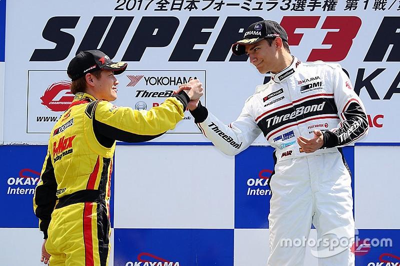 """Palou: """"El objetivo en Macao es ser el mejor de la F3 japonesa"""""""