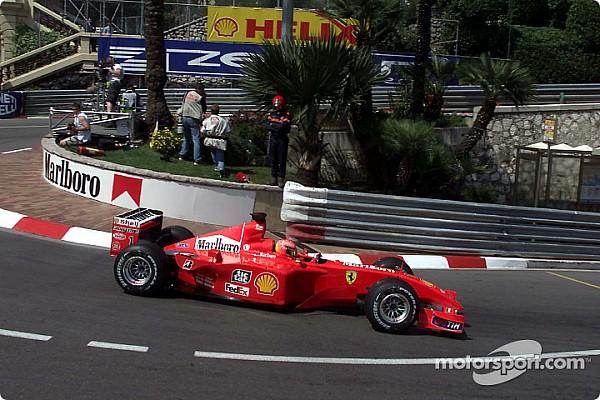 فورمولا 1 أخبار عاجلة بيع آخر سيارة فاز بها شوماخر في موناكو بأكثر من 7.5 مليون دولار
