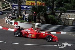 بيع آخر سيارة فاز بها شوماخر في موناكو بأكثر من 7.5 مليون دولار