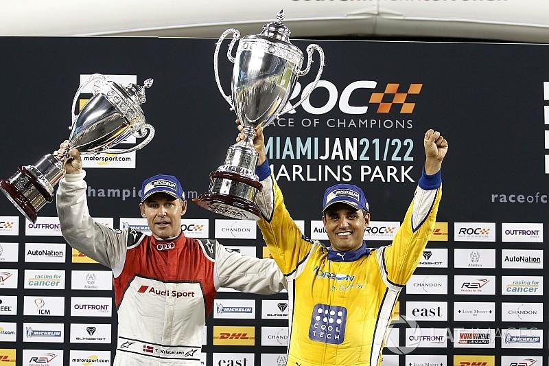 La Race of Champions 2018 accueillera Montoya, Kristensen et Norris