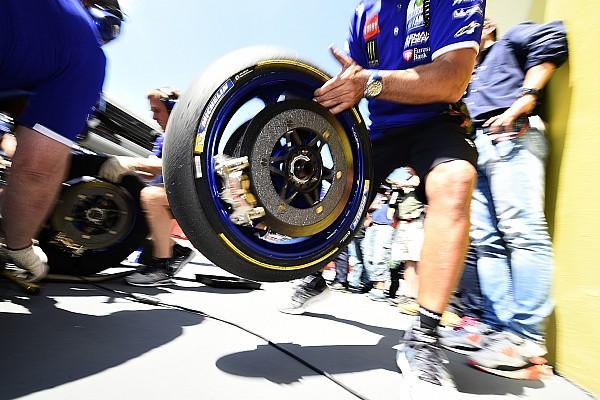 MotoGP Actualités Michelin dresse son plan de développement pour 2018