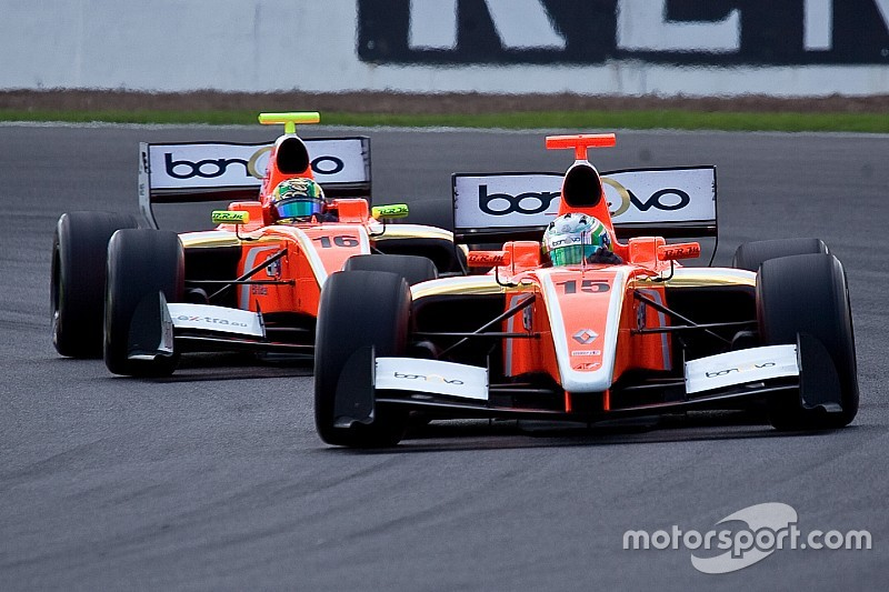 AVF in sportscars switch after Formula 3.5's demise