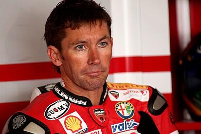 Comeback: Troy Bayliss fährt australische Superbike-Serie