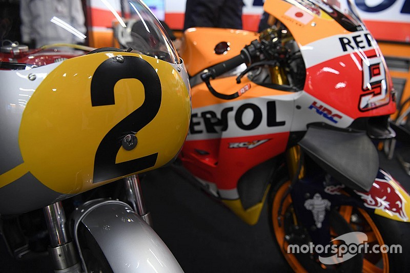 Evolusi motor Honda 500cc/MotoGP