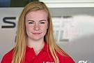 مقابلة خاصة: لوغان هانا الفتاة الوحيدة التي تنافس الشباب في الفورمولا 4 الإماراتية