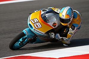 Moto3 Noticias Juanfran Guevara anuncia su retirada del motociclismo
