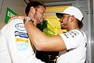 Button: Hamilton bei McLaren zu schlagen war die Krönung