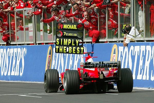 GALERI: Karier F1 Michael Schumacher dalam foto