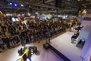 General Livefeed Sigue en vivo el Autosport International