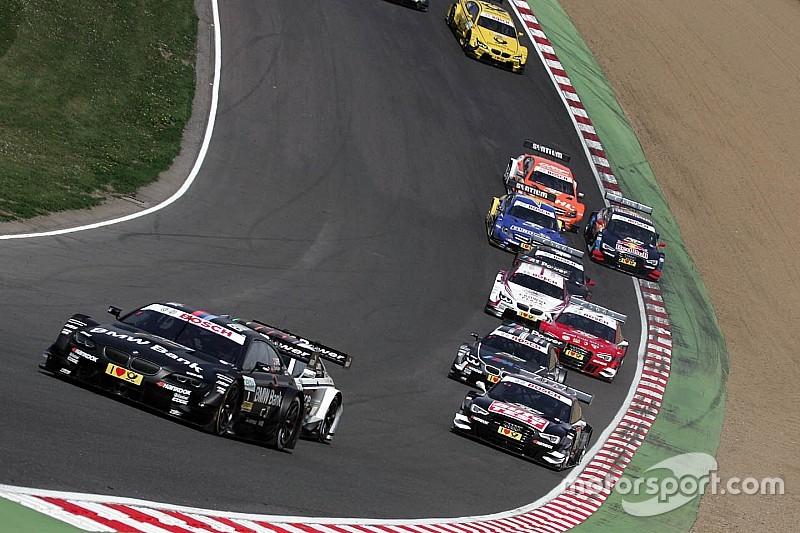 """Ф1-конфігурація Брендс-Хетча """"нажене страху"""" на гонщиків DTM"""