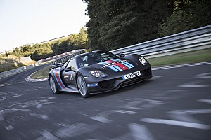 Автомобілі Важливі новини Porsche розробить платформу для електрокарів VW Group