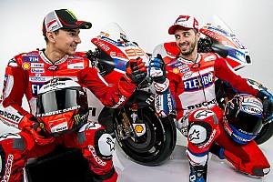 MotoGP Важливі новини Ducati першими у MotoGP презентують мотоцикл 2018 року у понеділок