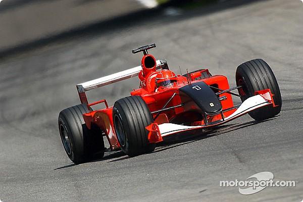 Forma-1 Elemzés Ferrarik a Forma-1-ben: az F2001, amellyel a csapat már Magyarországon világbajnok lett