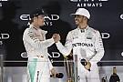 Rosberg admite desejo em reconstruir amizade com Hamilton