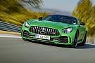 Auto Encore plus de puissance pour la Mercedes AMG GT!