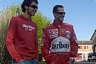 MotoGP Шумахер був вражений тестами Россі на Ferrari