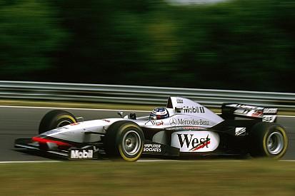 """Das Geheimnis der McLaren-Lenkbremse 1997: """"Billigste Sekunde aller Zeiten"""""""