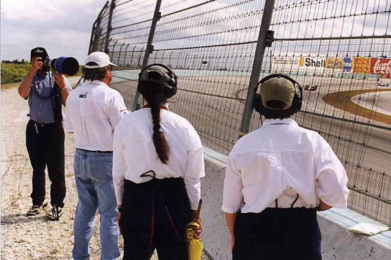 Indy Lights Course, stn3A On y retourne
