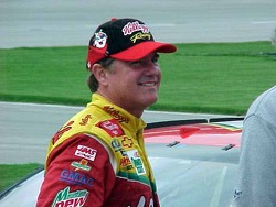 Le poleman Terry Labonte