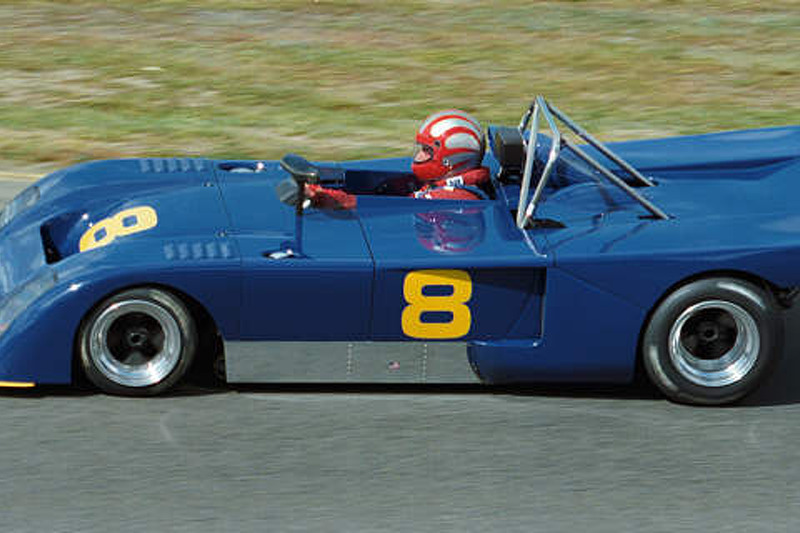 Sports: #8 1972 Chevron B-21