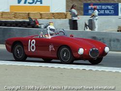 1955 OSCA MT-4