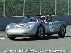 Brian Redman, 1961 Porsche RS61