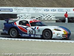 1998 Dodge Viper (Vainqueur de classe au Mans)