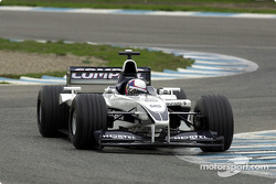 El nuevo piloto, Juan Pablo Montoya