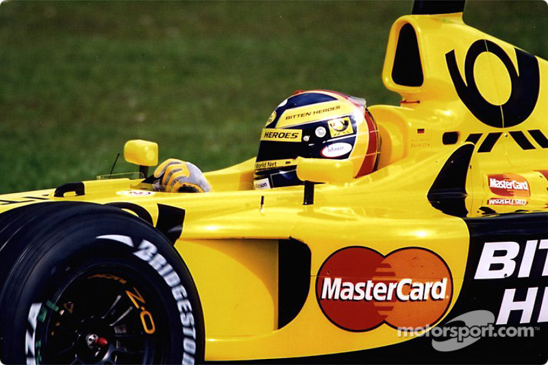 Heinz-Harald Frentzen in Club