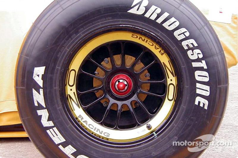Jordan wheel