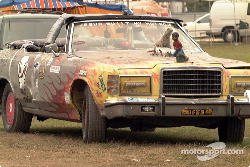 Infield racer