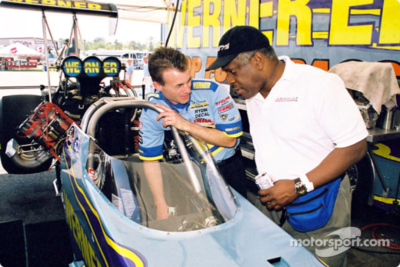 Clarence Thomas et Clay Millican