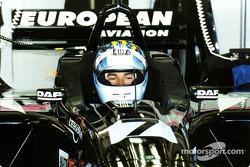 David Saelens, European Minardi