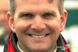 Kyser 911 driver, Joe Foster