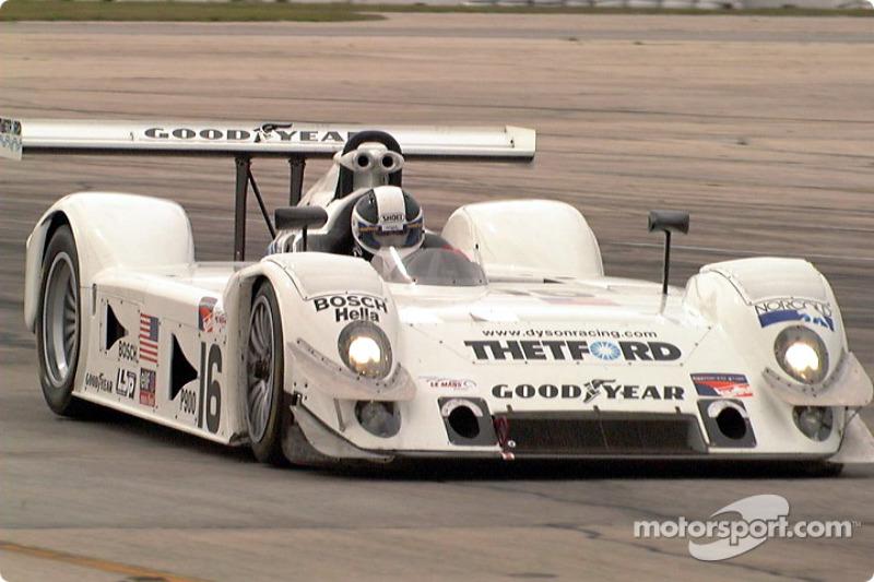 Dyson's Racing James Weaver