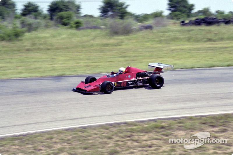 Mark Barr, #48 Lola T560 FA