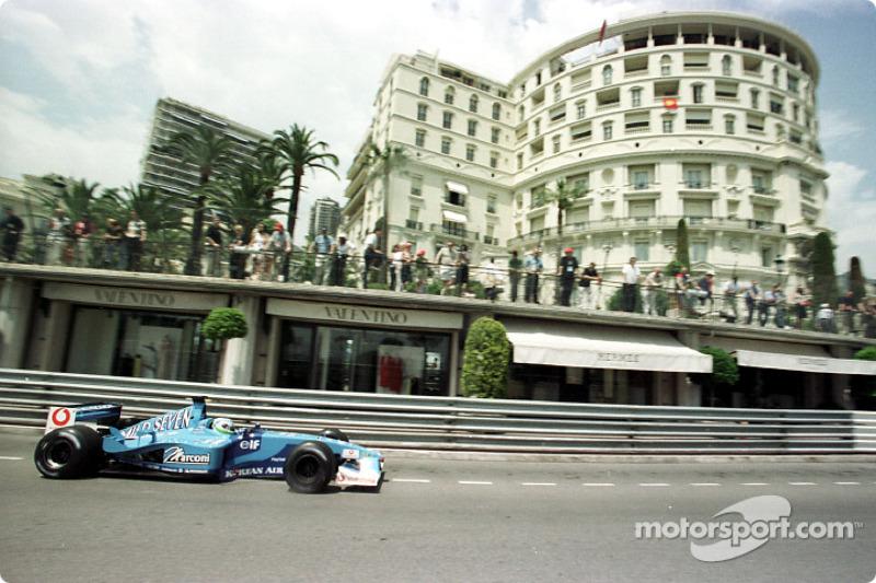 Giancarlo Fisichella au GP de Monaco