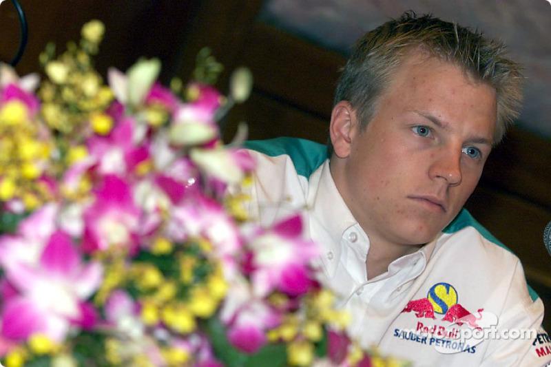 Kimi Räikkönen (2001, 21 jaar)