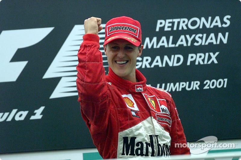 2001 Malezya GP