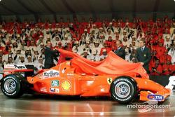 Presentando el F2001