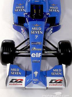 The Benetton B205