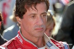 The man himself: Sylvester Stallone, as Joe Tanto