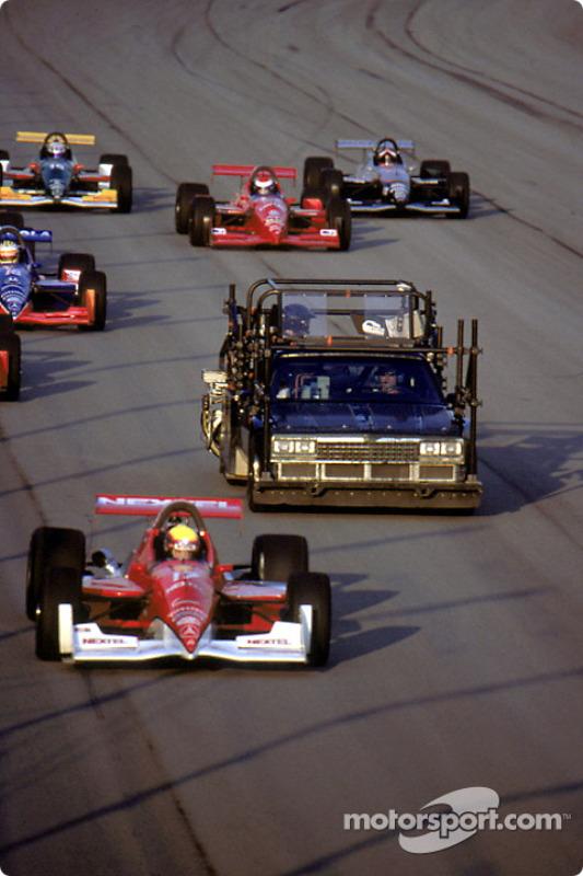 Another racing scene
